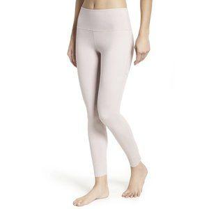 Varley Gaines High Waist Legging Blush Pink Yoga S